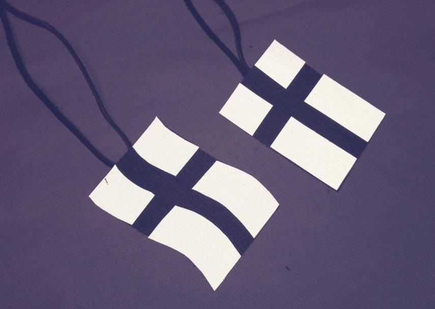Suomi100 heijastimet
