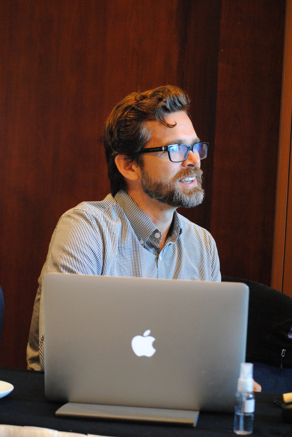 James Taylor, Director of International Programming