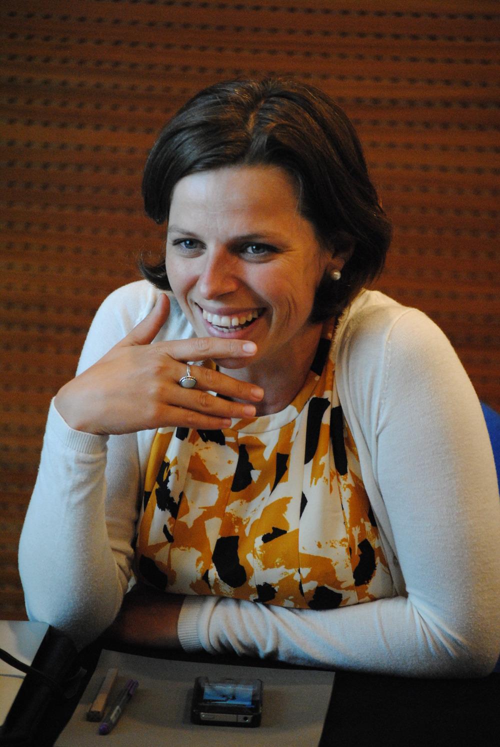 Petra Taylor, Program Director