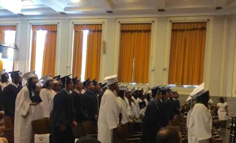 GraduationJune 2015