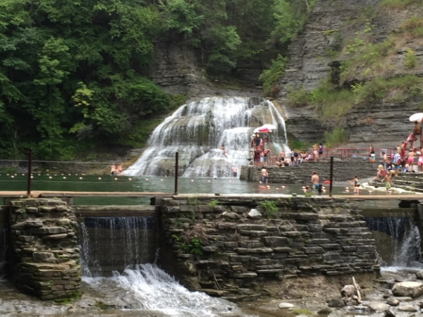 Best. Swimming hole. Ever!