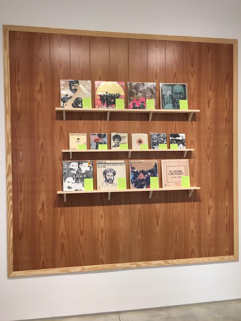 Jamal Cyrus , Pride Record Finding - Tokyo , 2005-2016. Inman Gallery, Houston