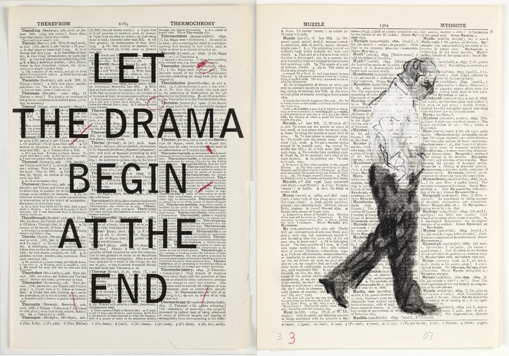 William Kentridge ,  Second Hand Reading , 2013. Courtesy William Kentridge, Marian Goodman Gallery, Goodman Gallery and Lia Rumma Gallery