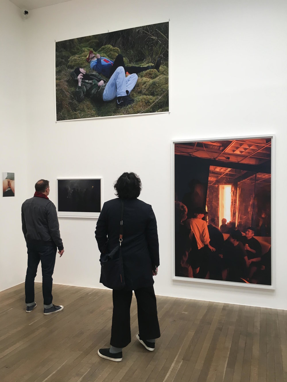 Wolfgang Tillmans, Exhibition View at Tate