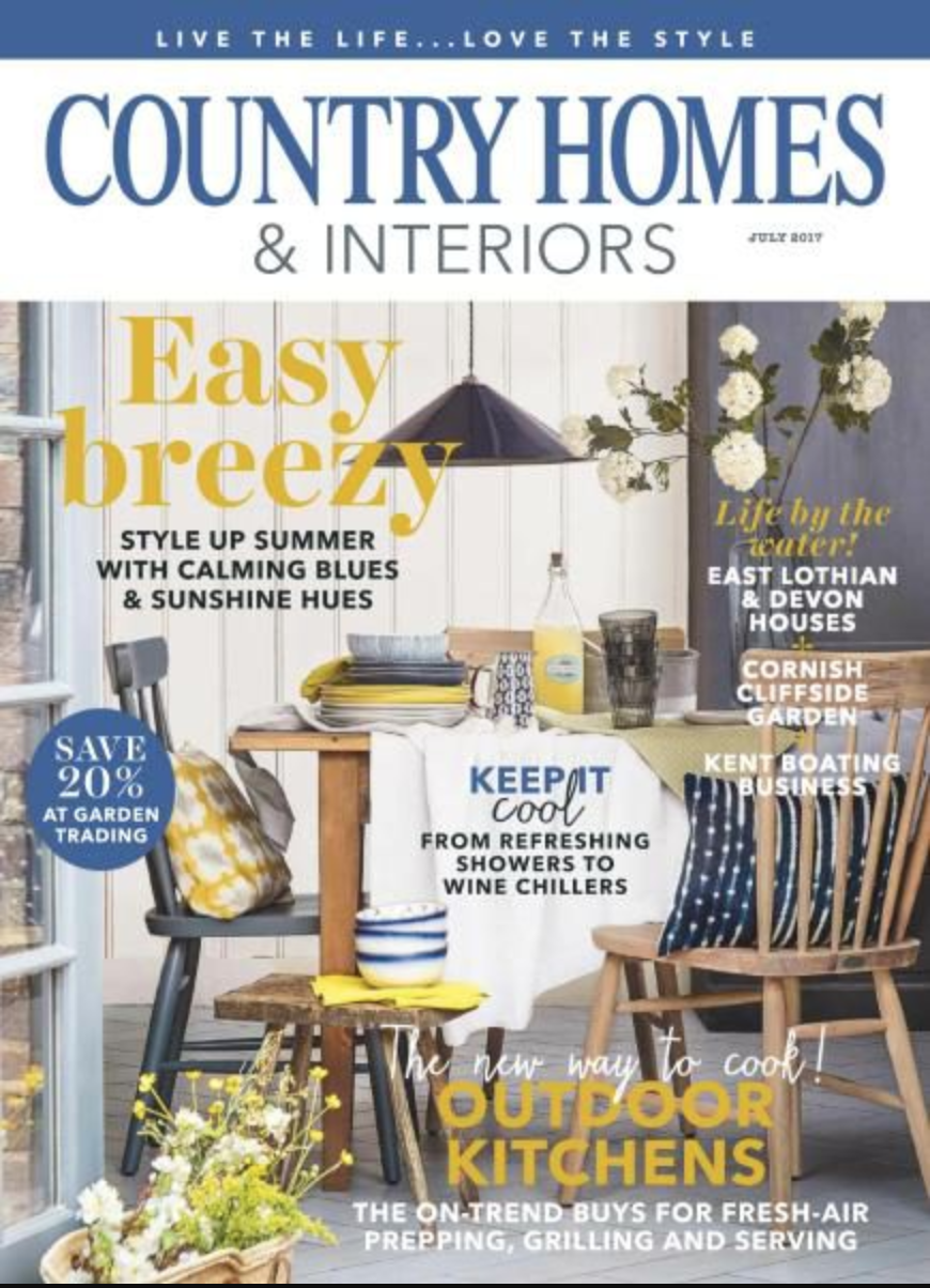 Country Homes & Interiors Magazine