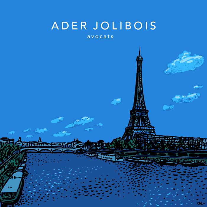 Voeux 2016 du cabinet ADER JOLIBOIS  Illustration : CAL/ konbi