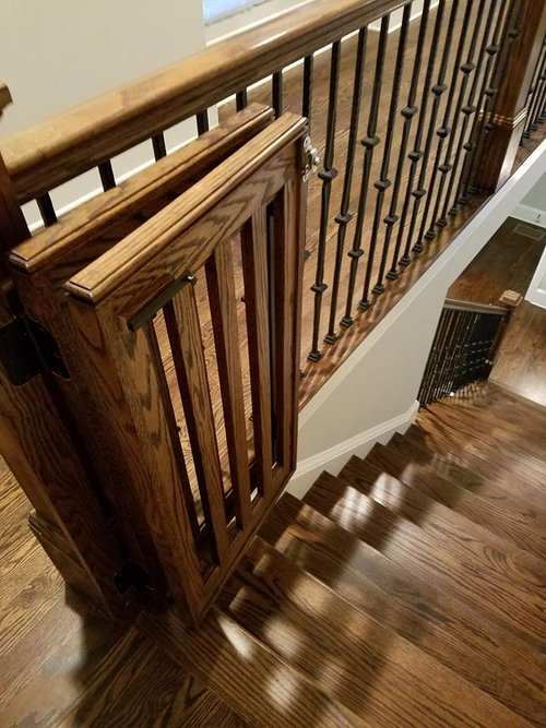 Staircase Baby Gates