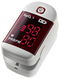 Pulse and Oxygen Monitor