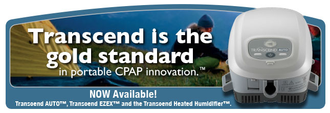 Transcend portable CPAP_Red Ball Medical_Shreveport LA