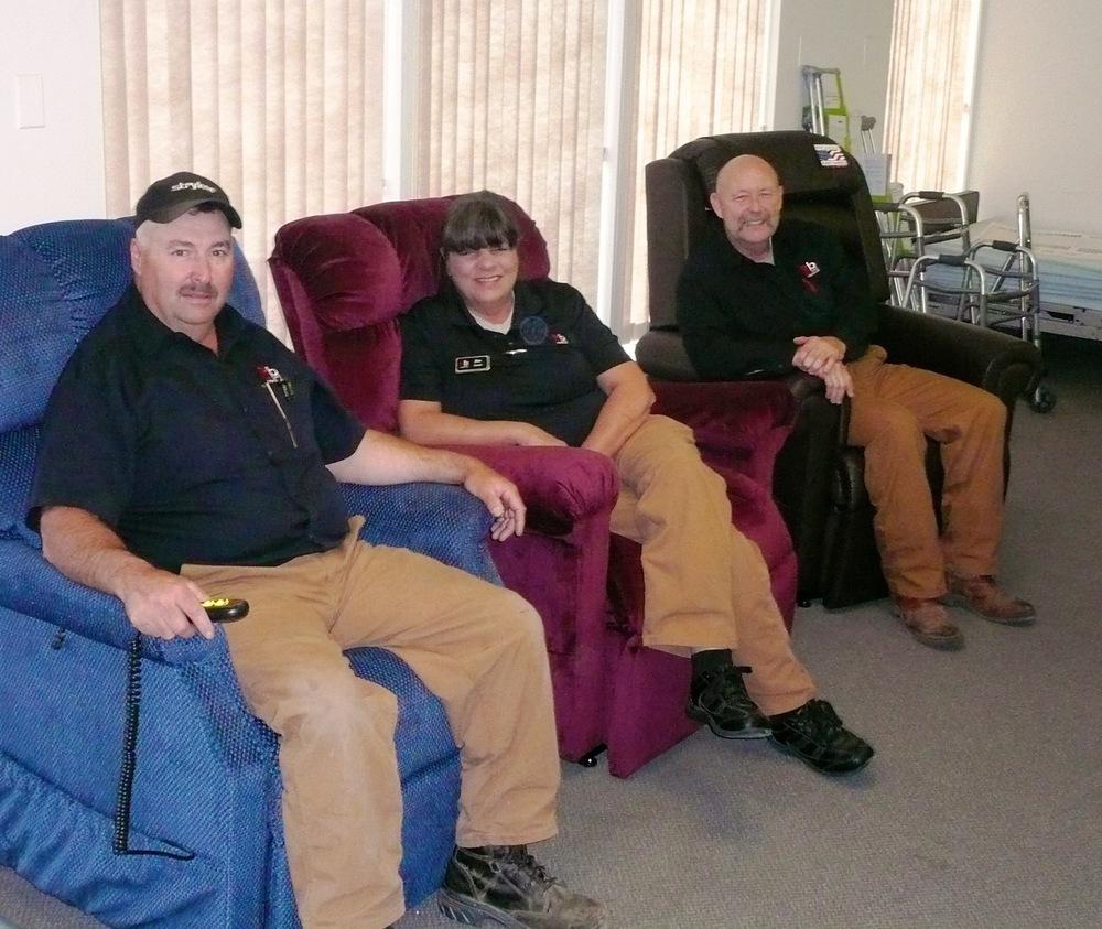 Our Service Technicians