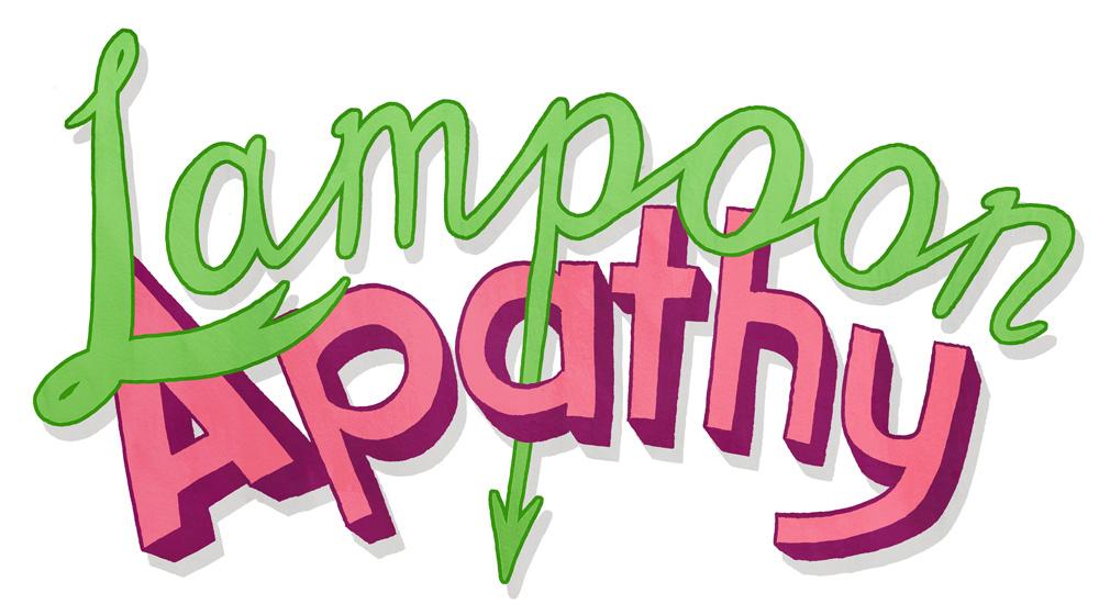 Lampoon Apathy's Company logo