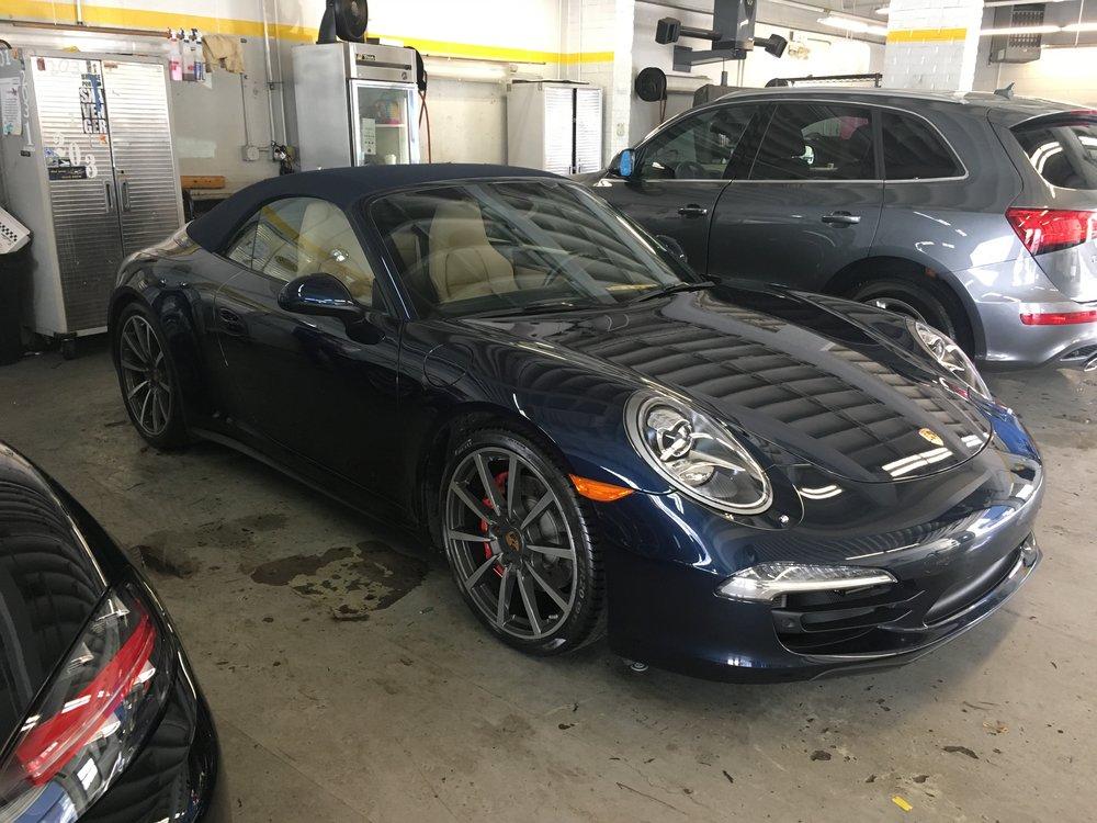 2013 Porsche 911 4S, April 2017