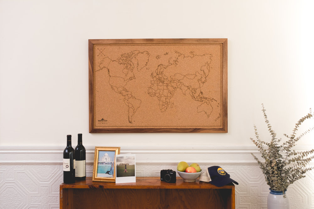 World map krakatoa design world map publicscrutiny Image collections