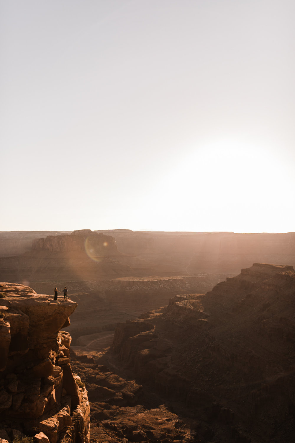 Desert Magic - Capture the breathtaking vistas of Moab with guided, styled wedding shoots.