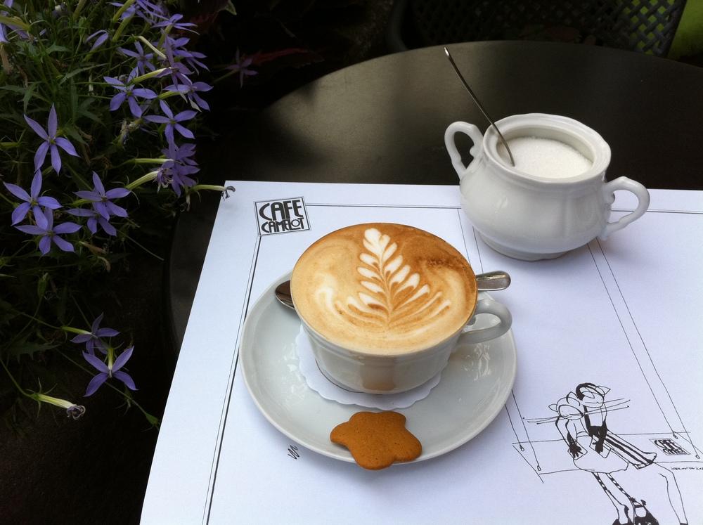 Cafe Camelot: Krakow, Poland