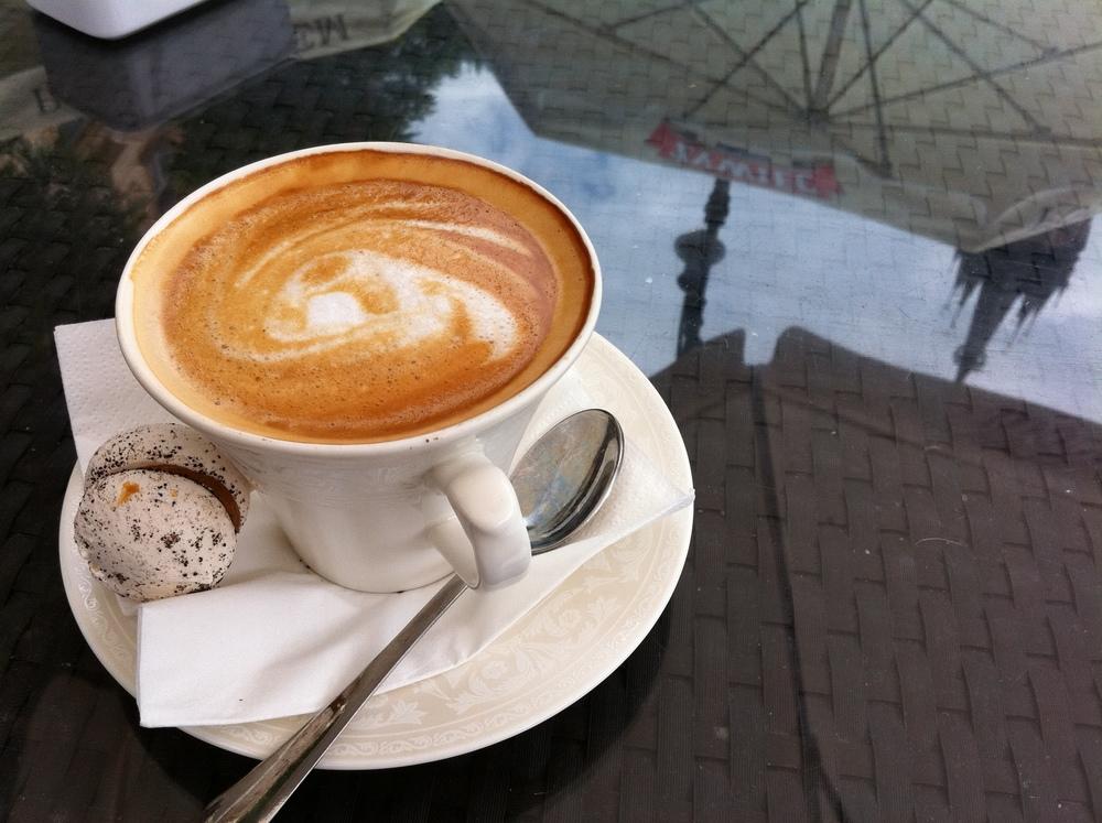 Cafe Milano: Krakow, Poland