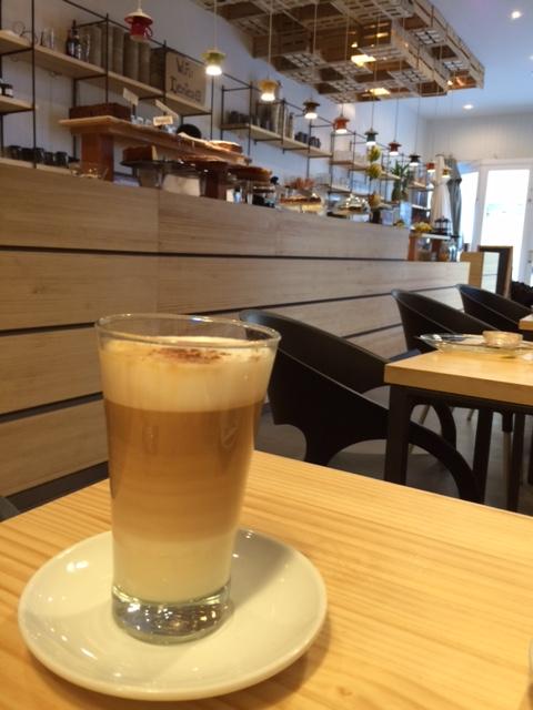 IjenTea Kafe: San Sebastian, Spain