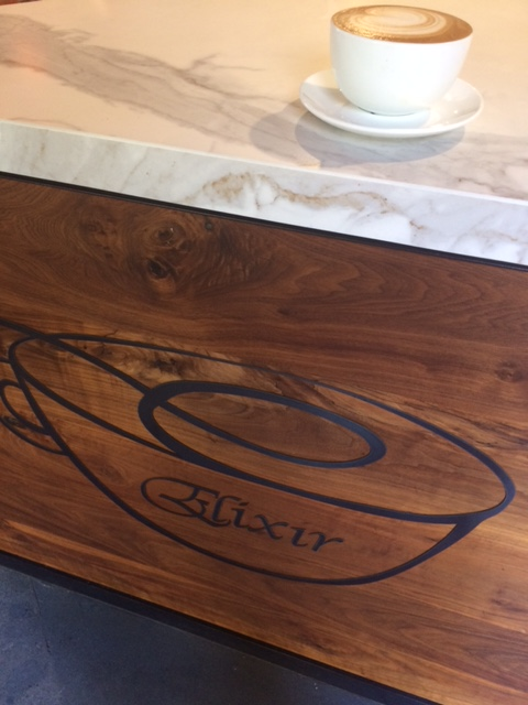 Elixir Coffe: La Jolla, CA USA