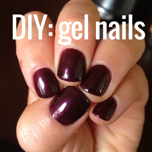 Diy cnd shellac gel nails the better you dress solutioingenieria Images