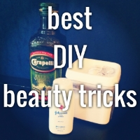 best DIY beauty tricks