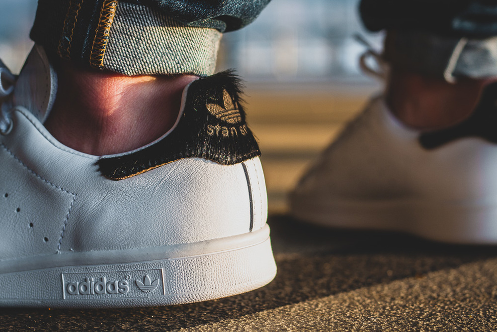 Adidas Stan Smith Pony Hair