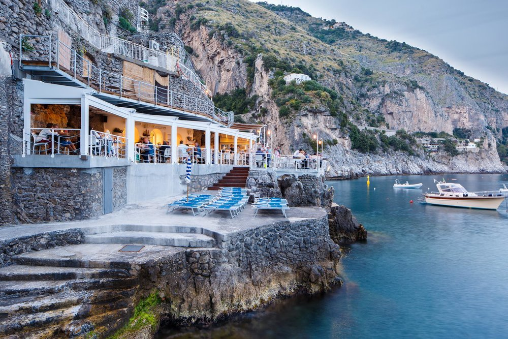 Il Pirata Beach Club and Ristorante
