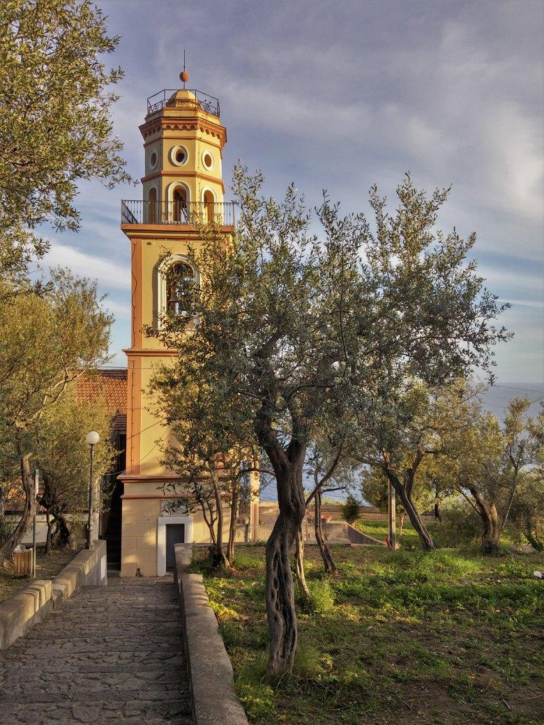 San Pancrazio Bell Tower