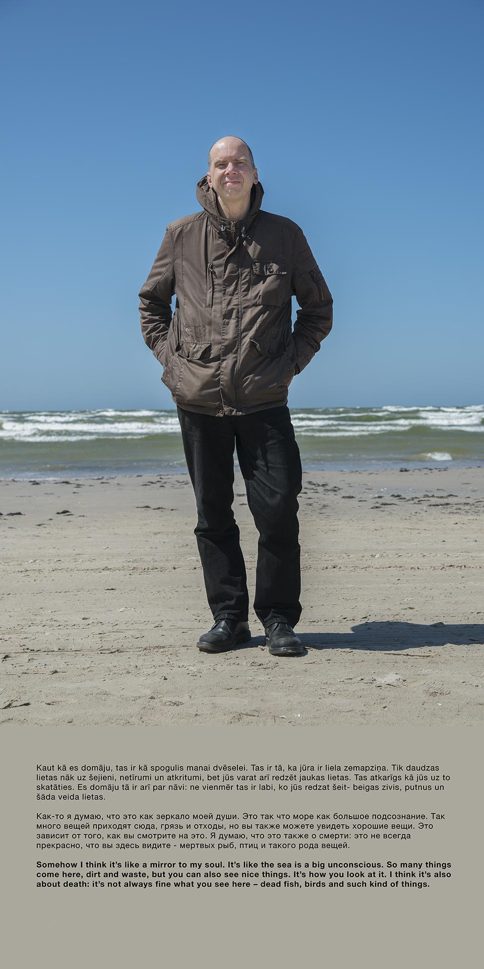 Baltic Portraits (Martins)
