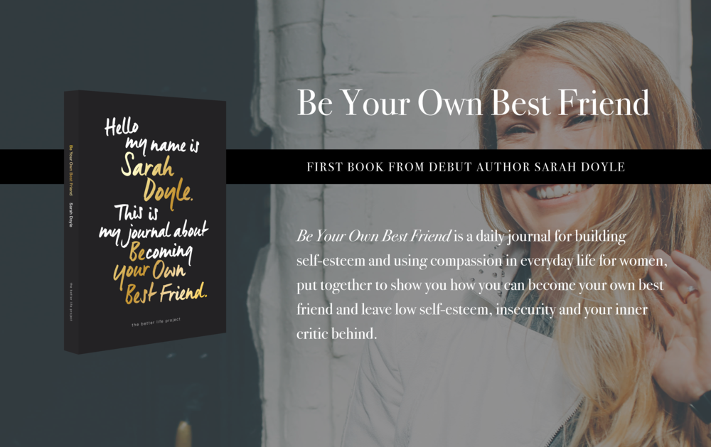 Be Your Own Best Friend