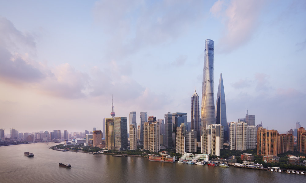 Shanghai Tower -