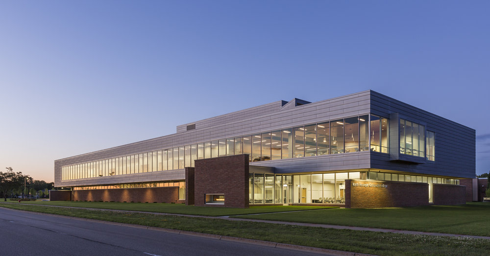 North Hennepin Community College - Perkins + Will