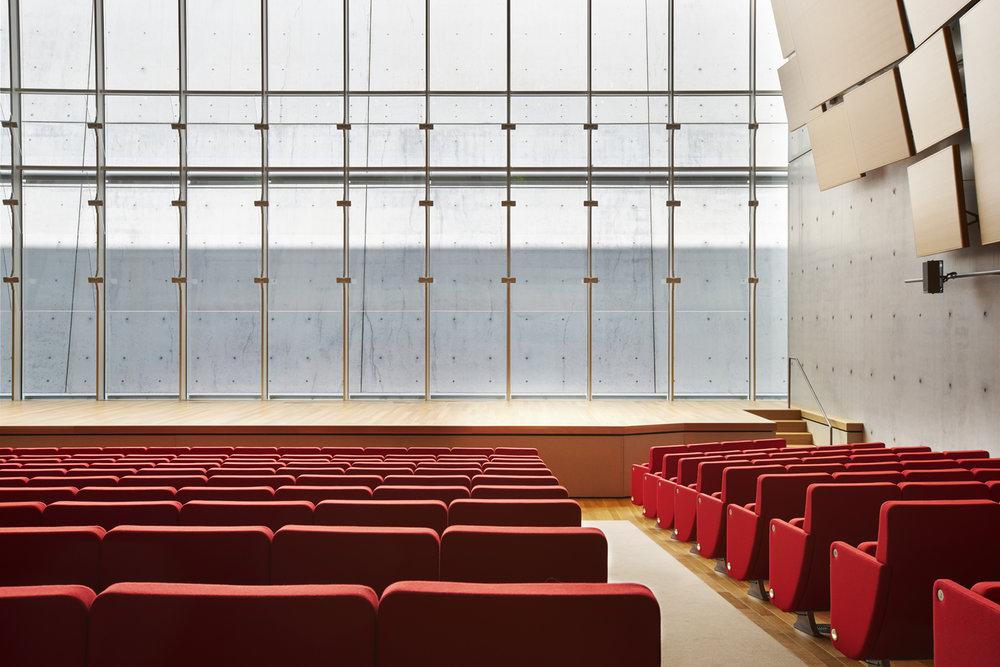 Kimbell Art Museum - Louis Kahn, Renzo Piano