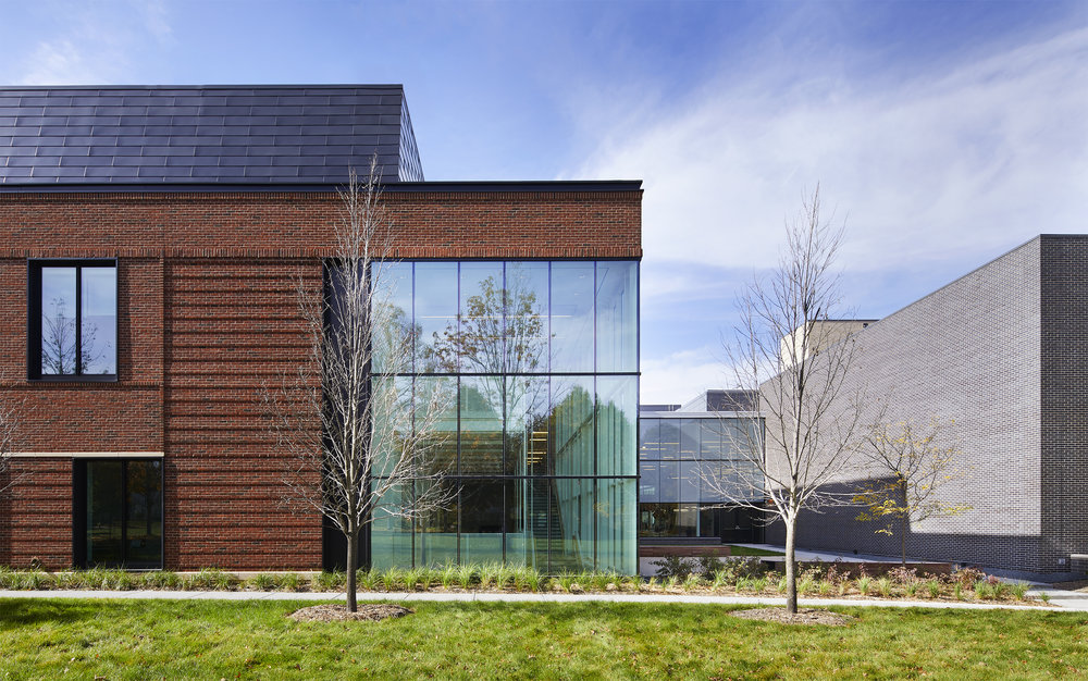 Carleton College Weiz Center - McGough Construction
