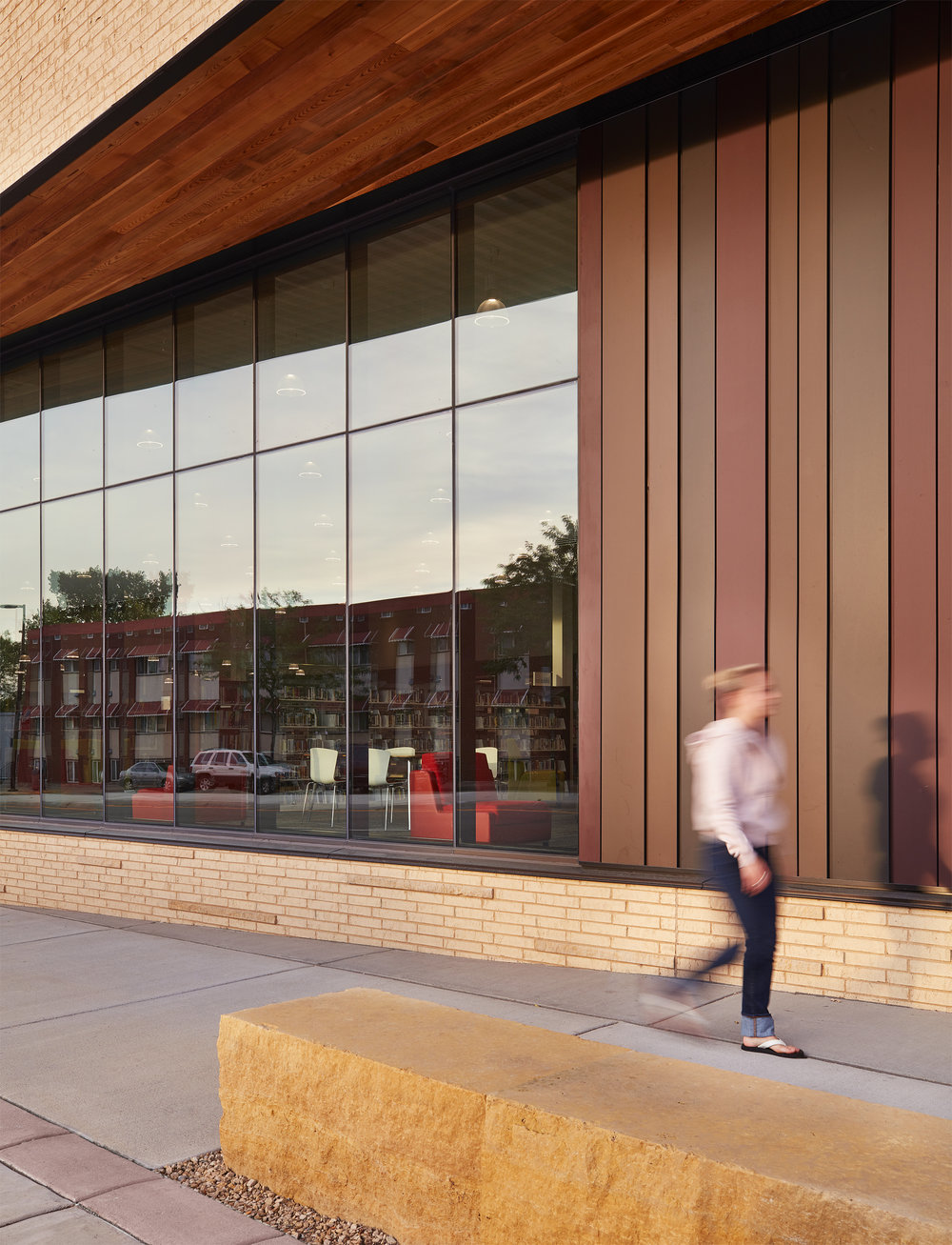 Columbia Heights Public Library - HGA Architects