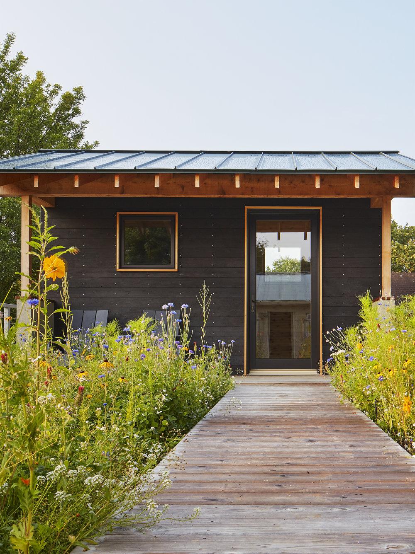 Rooftop Sauna - SALA Architects