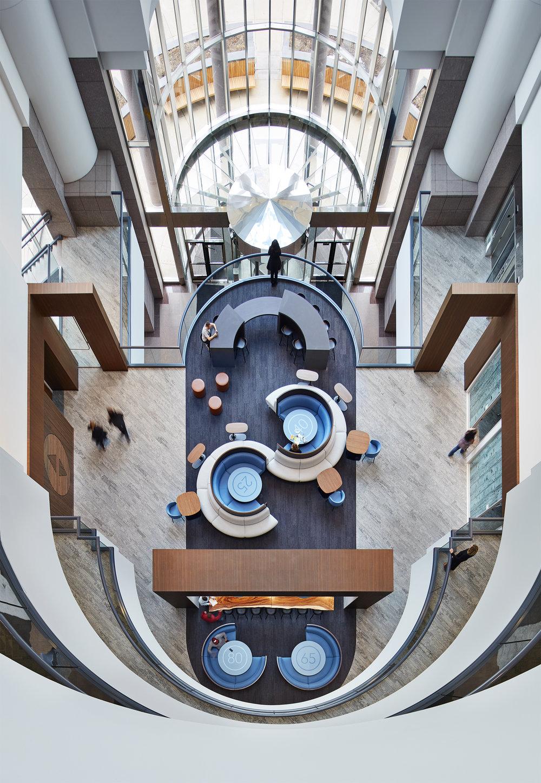 Sleep Number Headquarters - HGA Architects