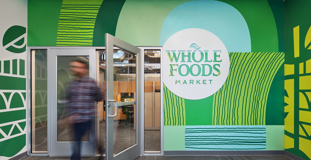 Whole Foods Distribution Center - RSP Architects
