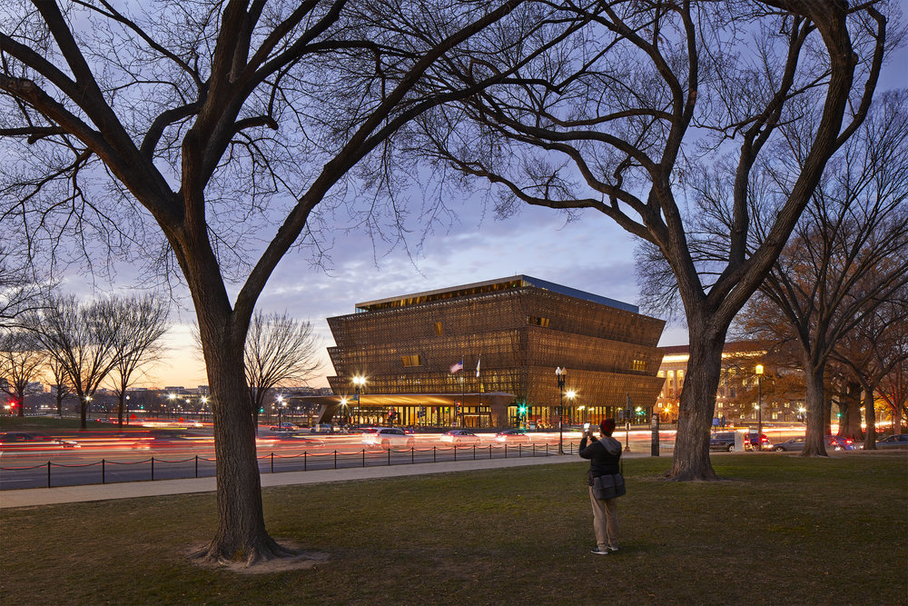 Smithsonian NMAAHC - Adjaye Associates