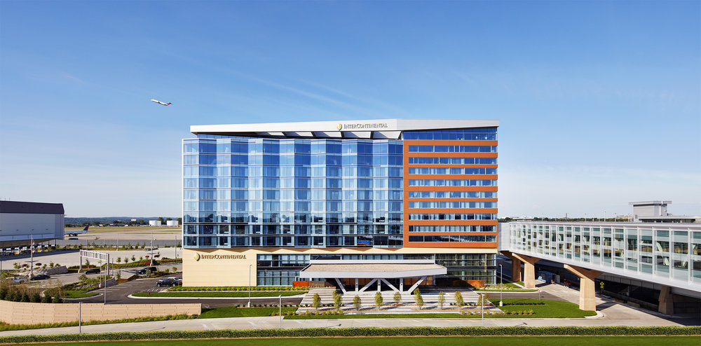 InterContinental MSP - RSP Architects, Graves Hospitality, PCL Construction