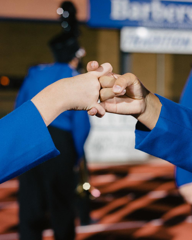 Flute Handshake