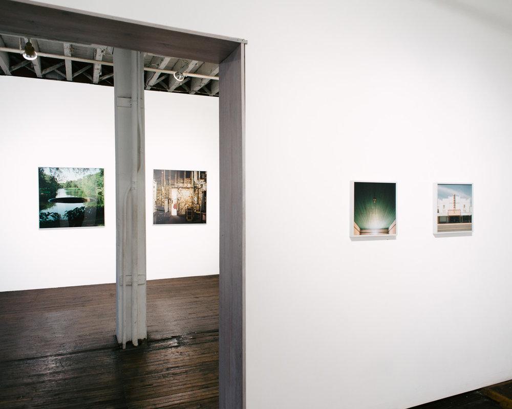 Installation, Front Room Gallery, Brooklyn, NY
