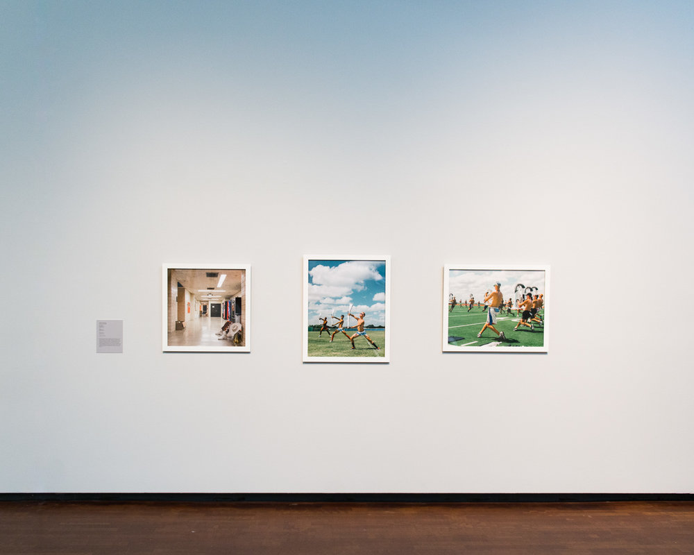 Installation, Joslyn Art Museum, Omaha, NE