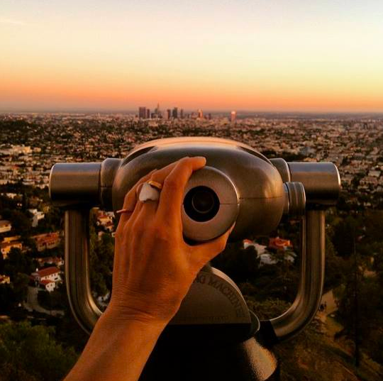 Griffith Observatory LA 2015 :  www.instagram.com/natalieroth_
