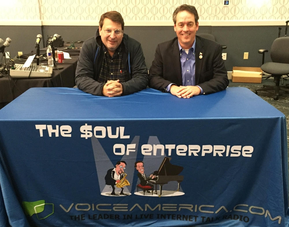 workshop the post professional society the soul of enterprise join ed kless and ron baker hosts of the voiceamerica com radio show the soul of enterprise business in the knowledge economy as they engage the