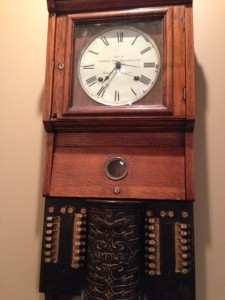 Time Clock Old