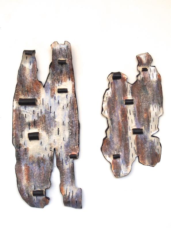 Bark fragments II & III