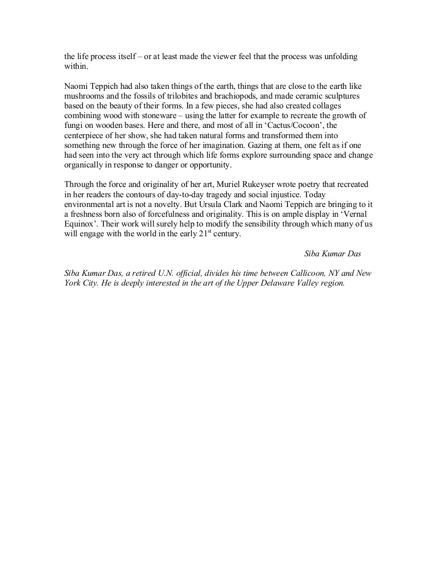 """Vernal Equinox"" Page 2"