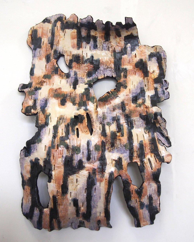 Large Bark Fragment #1