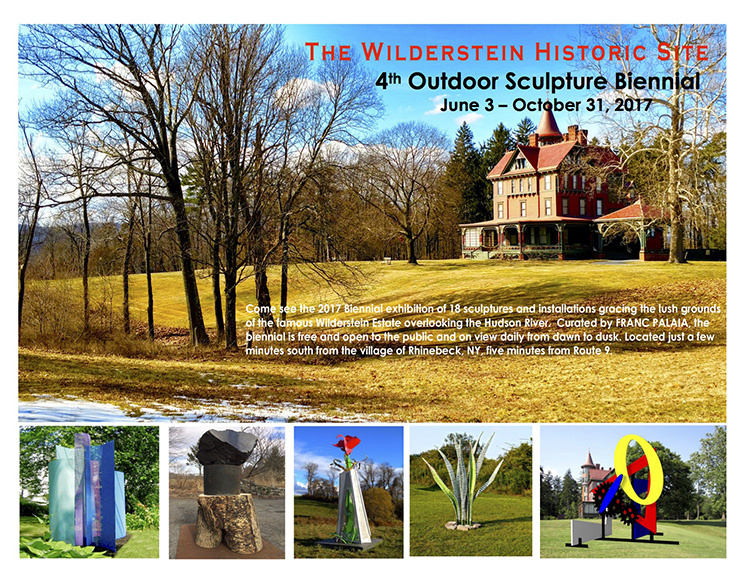 Wilderstein Historic Site Biennial
