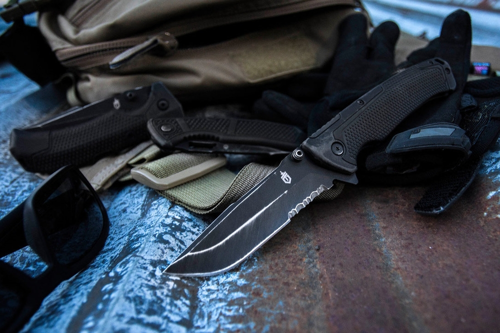 Gerber Tactical Folders